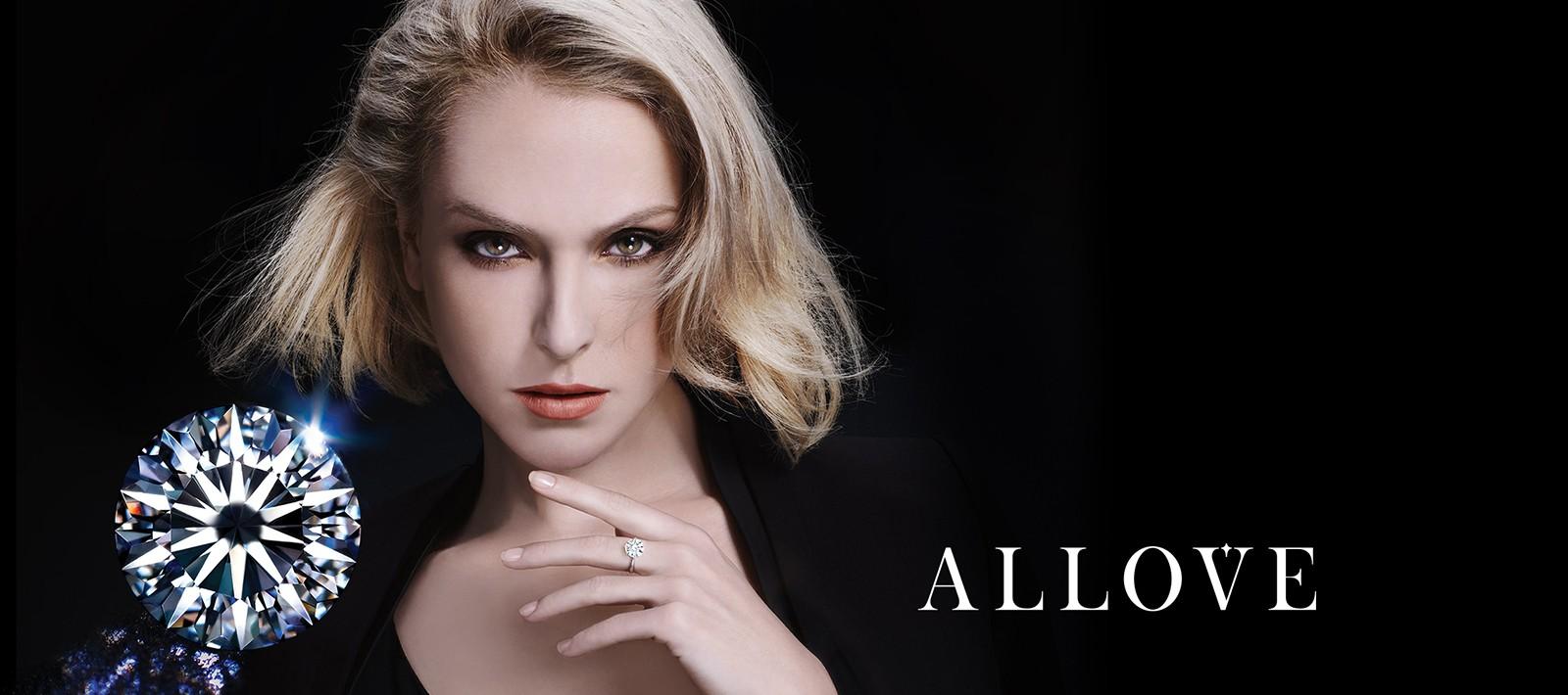 Jewelry brand identity design