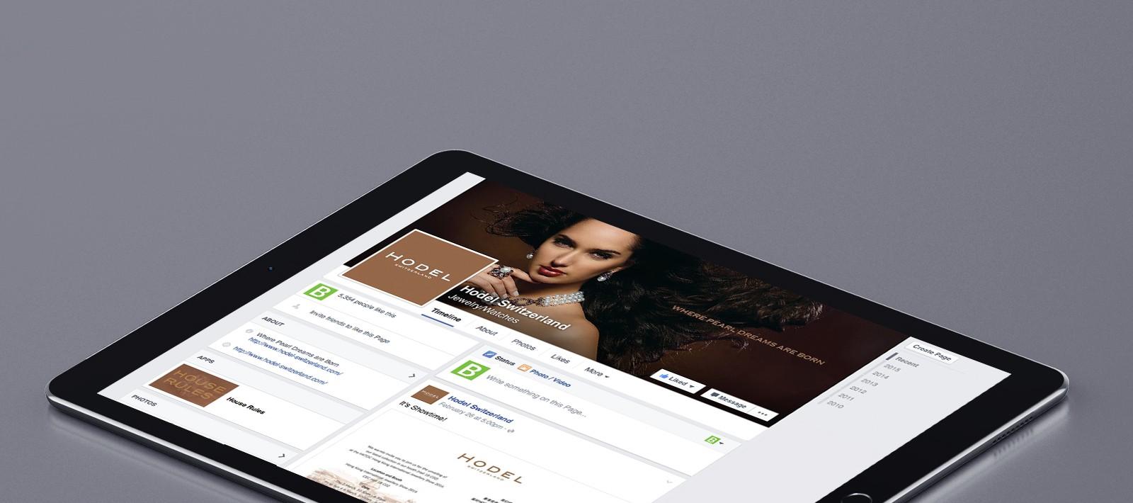 Luxury fashion social media marketing strategy