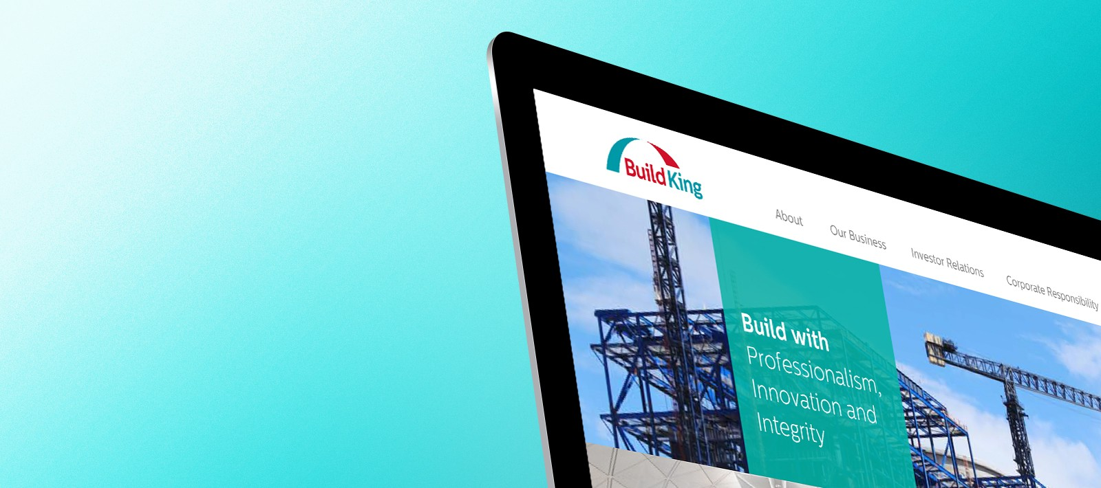 Digital and social media marketing for Buildking