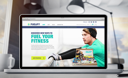 Fuelify Website image